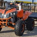 atv Kxd Model: Warrior 125 cc/semiautomat