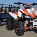 Kxd Model: Atv Speedy 125cc/accesorii cadou