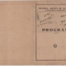 _0785 063 569, CONSTANTA – vand Program Program Musik-Hall, 100 RON, 1944