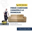 Curatare profesionala pentru canapele si saltele. Profita!