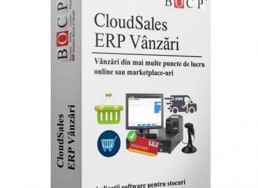 Cloudsales ERP vanzari
