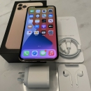 iPhone 11 Pro Max 256GB Gold Sim Lock Free
